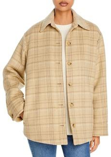 Vince Plaid Shirt