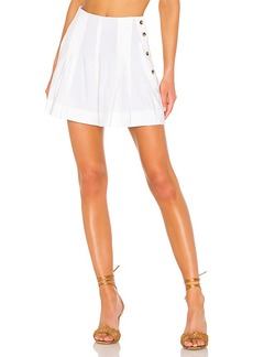 Vince Pleat Front Short