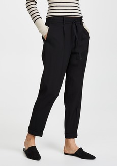 Vince Pleat Jogger Trousers