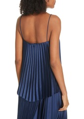 Vince Pleated Camisole