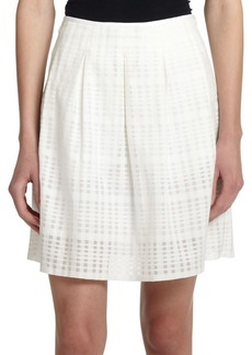 Vince Pleated Skirt