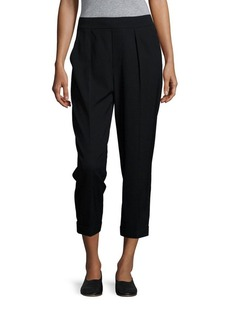 Vince Pleated Tapered Pants