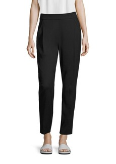 Vince Pleated Track Trousers