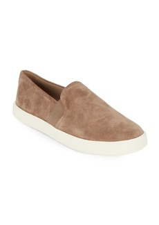 Vince Preston Brushed Suede Sneakers