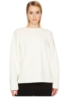 Vince Pullover Cotton Sweatshirt