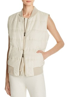 Vince Quilted Puffer Vest