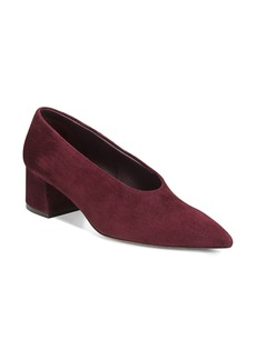 Vince Rafe Flared Heel Pump (Women)