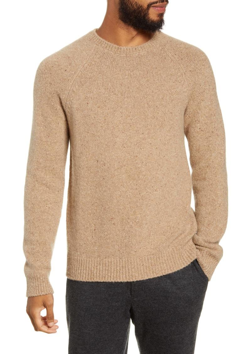Vince Regular Fit Crewneck Cashmere Sweater