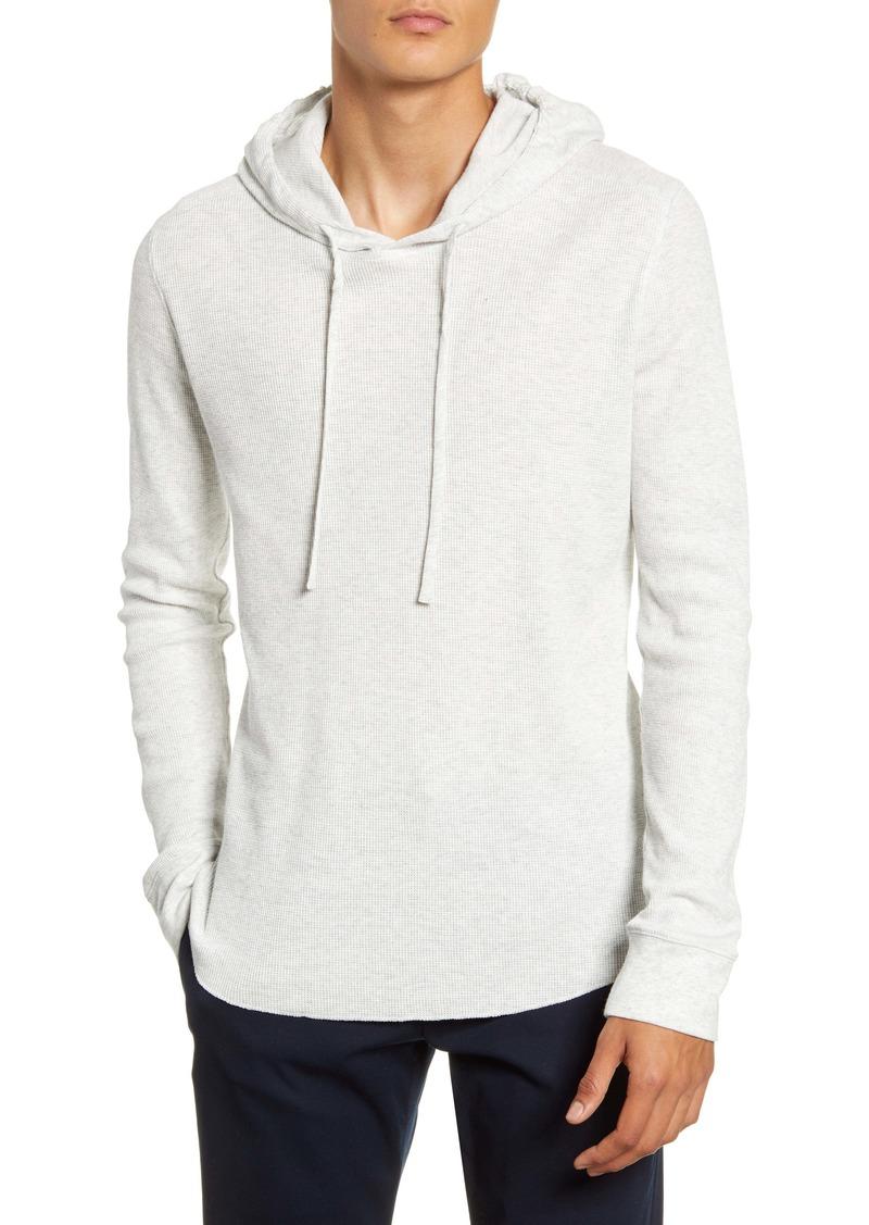 Vince Regular Fit Hooded Sweatshirt