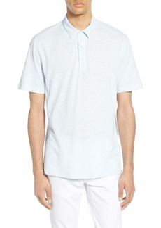 Vince Slim Fit Polo