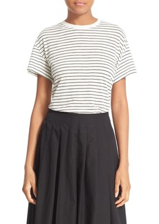 Vince Relaxed Stripe Tee