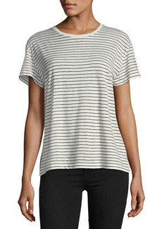Vince Relaxed Striped Tee