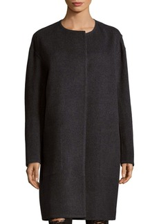 Vince Reversible Long Coat