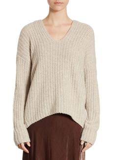 Vince Rib-Knit Pullover