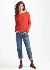 Vince Vince Rib Knit Raglan Sleeve Cashmere Sweater | Sweaters ...