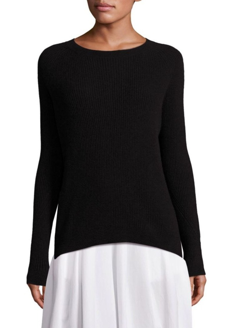 Vince Vince Rib Raglan Cashmere Sweater | Sweaters - Shop It To Me