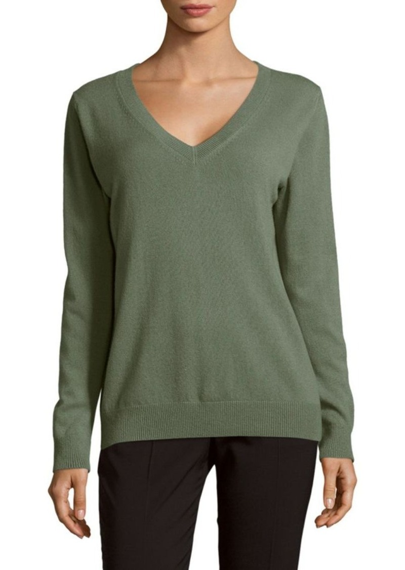 Vince Vince Ribbed Cashmere Sweater | Sweaters - Shop It To Me
