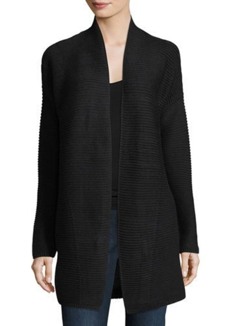 open cardigan blk side products knit com front sweater drape love drapes chaserbrand