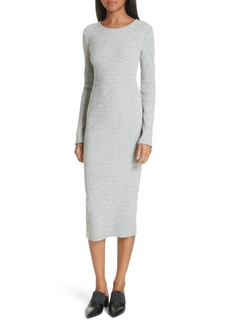 Vince Ribbed Dress
