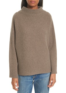 Vince Ribbed Wool & Cashmere Sweater