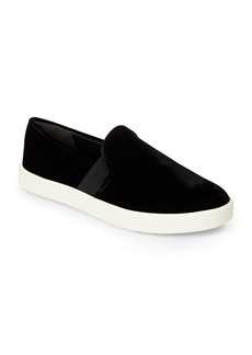 Vince Round Toe Slip-On Sneakers