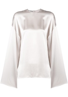 Vince satin blouse - Nude & Neutrals