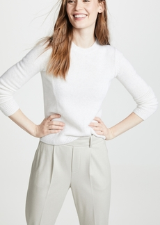 Vince Seam Front Cashmere Pullover