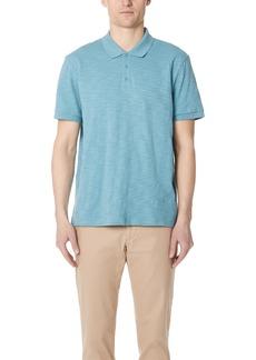 Vince Short Sleeve Classic Polo Shirt