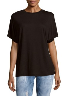 Vince Short Sleeve Cocoon T-Shirt