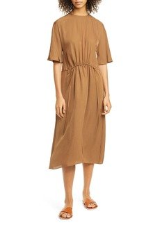Vince Short Sleeve T-Shirt Dress