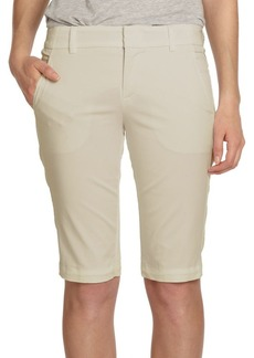 Vince Side-Buckle Bermuda Shorts
