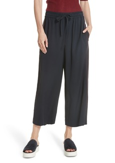 Vince Side Stripe Culottes