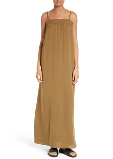 Vince Silk Maxi Dress