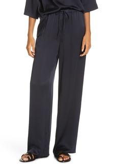 Vince Silk Pajama Pants