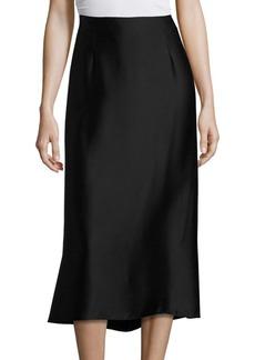 Vince Silk Slip Skirt