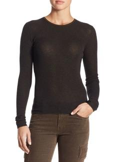 Vince Skinny Cashmere Mallard Sweater