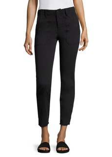 Vince Skinny Military Jeans