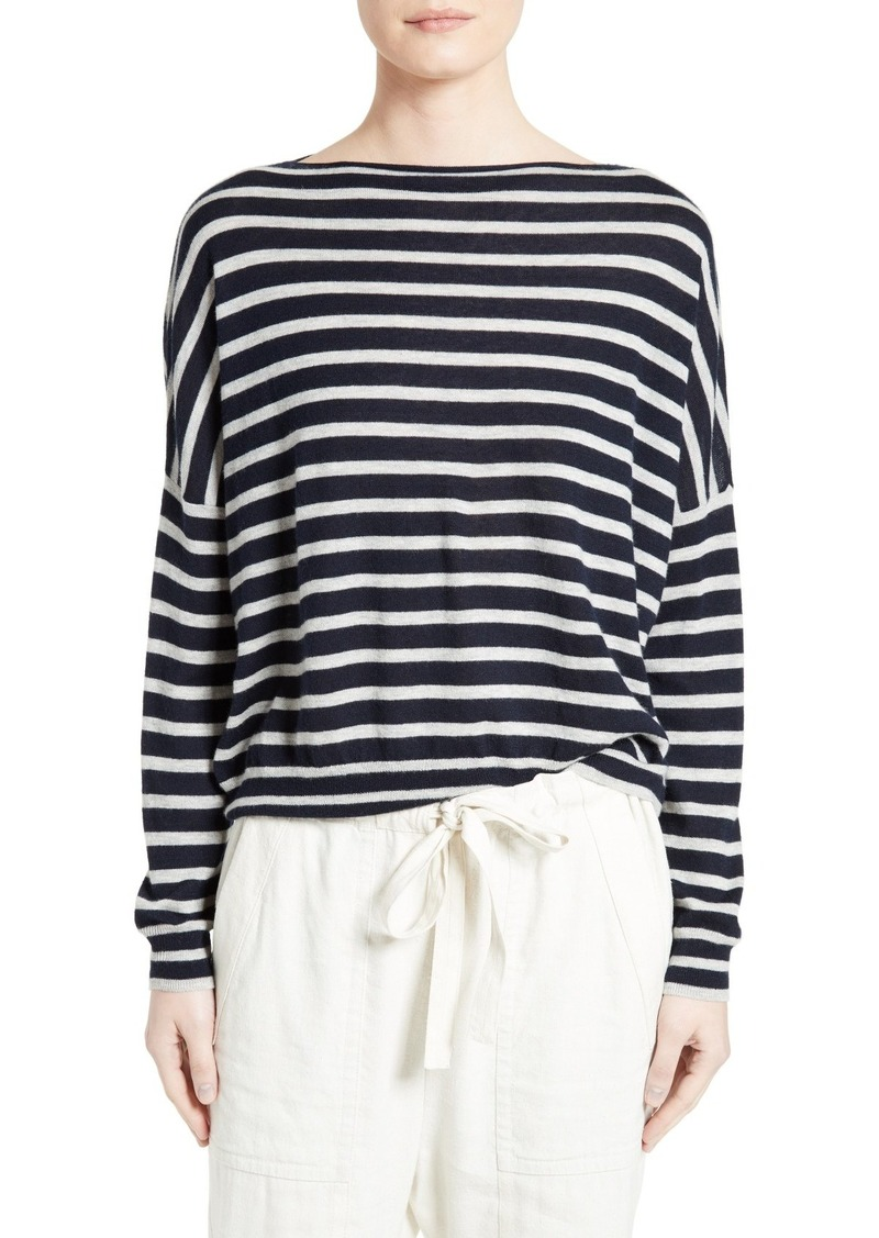 3c5347c3bd4a Vince Vince Skinny Stripe Cashmere Sweater | Sweaters