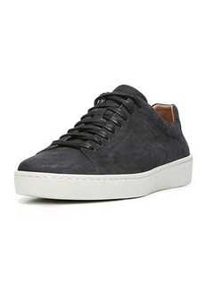 Vince Men's Slater Washed Nubuck Low-Top Sneakers