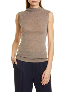 Vince Sleeveless Wool Sweater