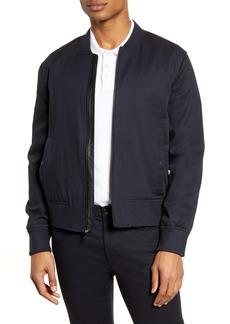 Vince Slim Fit Bomber Jacket