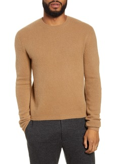 Vince Slim Fit Crewneck Cashmere Sweater