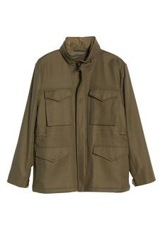 Vince Slim Fit Field Jacket