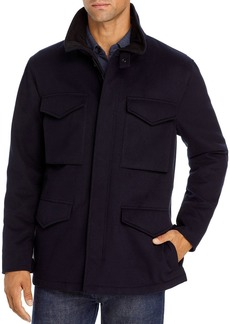 Vince Slim Fit Field Jacket