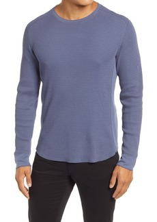 Vince Slim Fit Long Sleeve Thermal Top