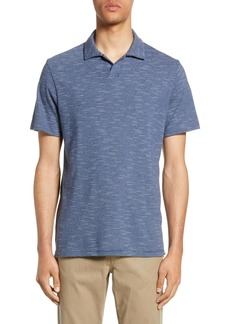 Vince Slim Fit Stripe Polo