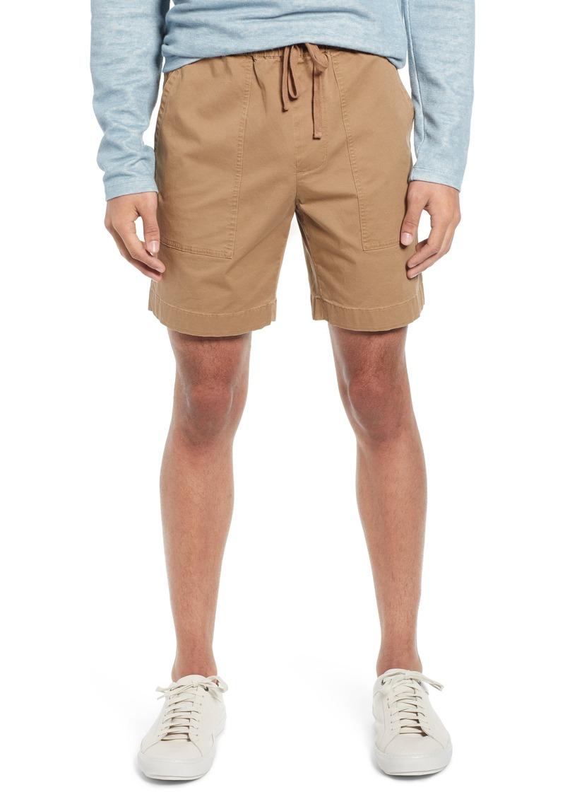 Vince Slim Fit Utility Shorts