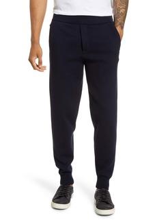 Vince Slim Fit Wool Blend Jogger Pants