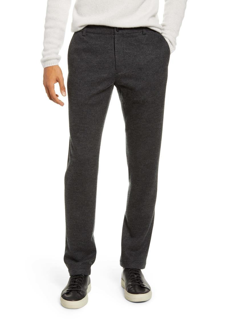 Vince Slim Fit Wool Blend Knit Pants
