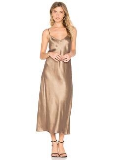 Vince Slip Mini Dress